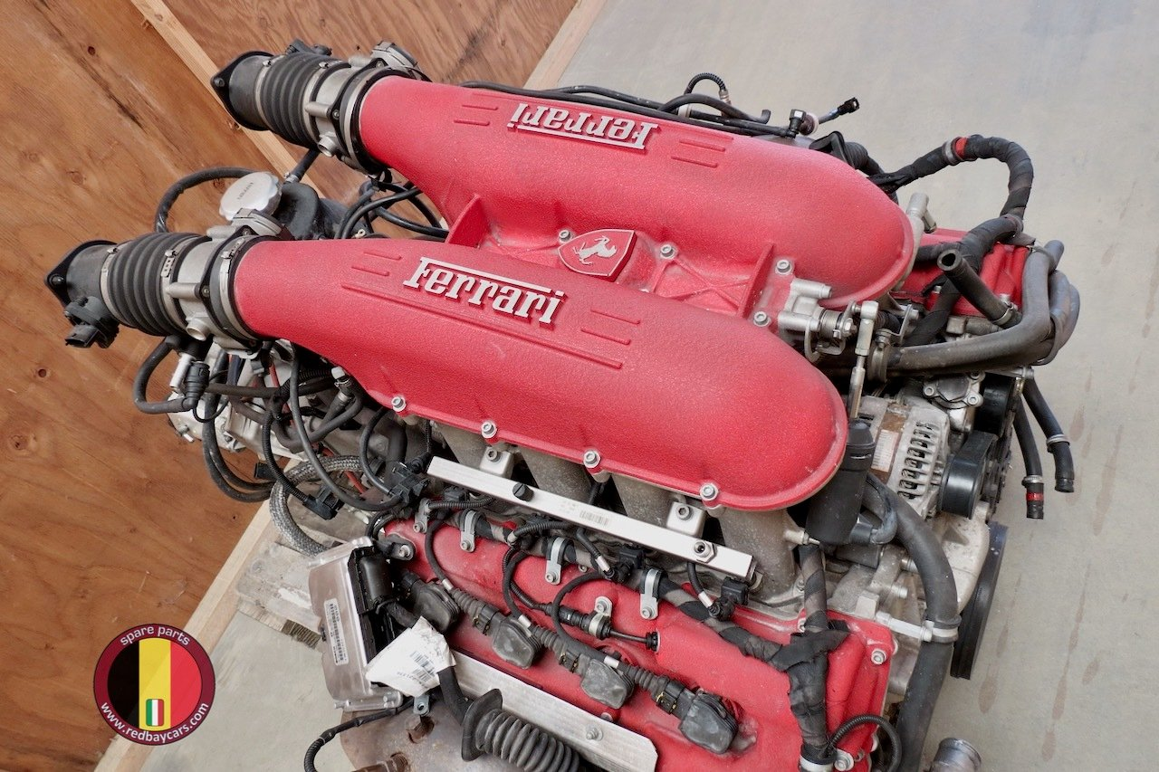 Ferrari_F430_Engine_with_F1_Gearbox_3