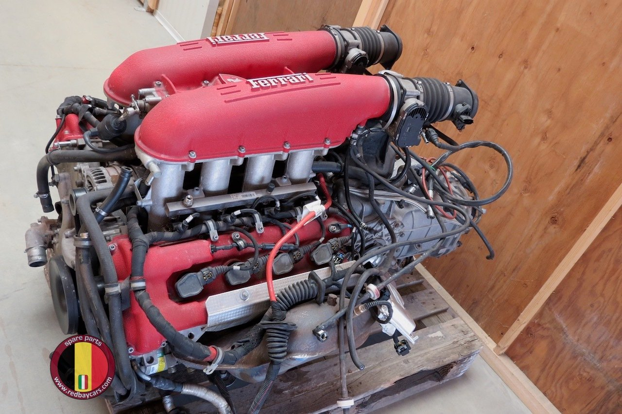 Ferrari_F430_Engine_with_F1_Gearbox_6