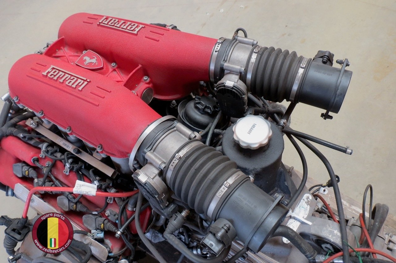 Ferrari_F430_Engine_with_F1_Gearbox_8